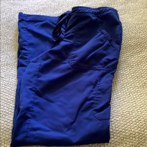 Women's Blue Greys Anatomy Scrub Pants XS